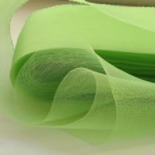 Lime Green Crin in 3 Widths